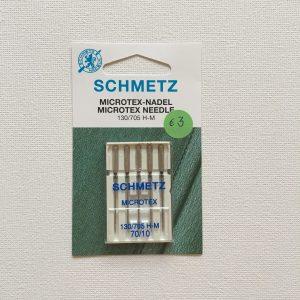 Schmetz Microtex Naalden