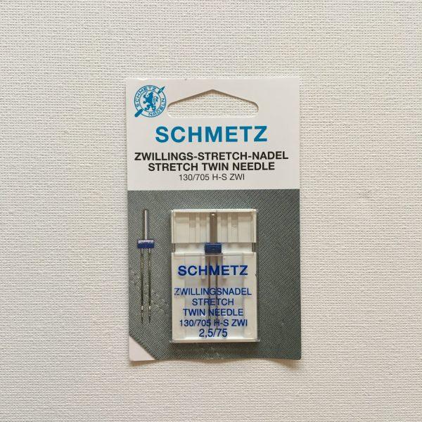 Schmetz Tweelingnaald 2