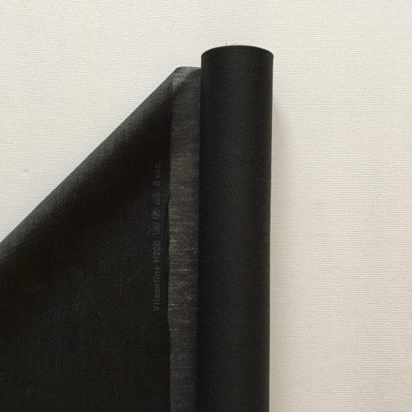 Vlieseline H200 - zwart