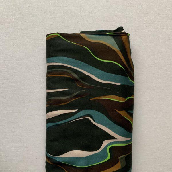 Viscose-camouflage-flessengroen