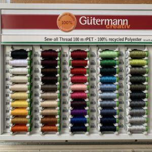 Gutermann Garen recycled Polyester