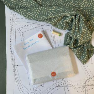 stof en patroon pakket
