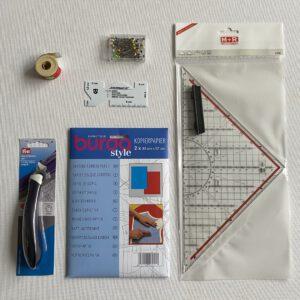 Basis sewply - startkit voor iedereen die begint met naaien